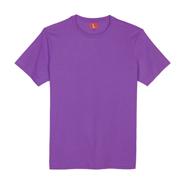 纯棉文化衫系列【紫色】(180克、200克规格现货供应)