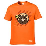 钱方好近-品牌宣传活动统一T恤