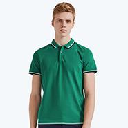 男士新款高档POLO衫-定制LOGO